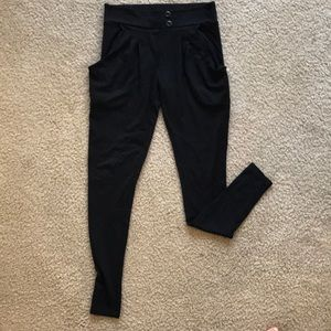 Anthropologie equestrian style leggings.